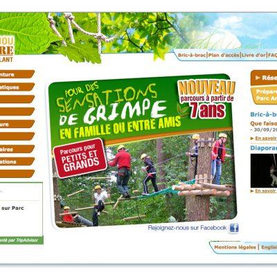 Parc Anjou Aventure - Charte graphique