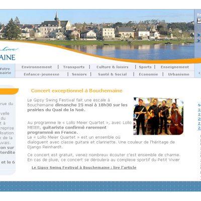 Commune de Bouchemaine - Charte graphique